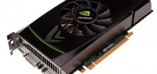 La carte graphique NVIDIA GeForce GTX 460