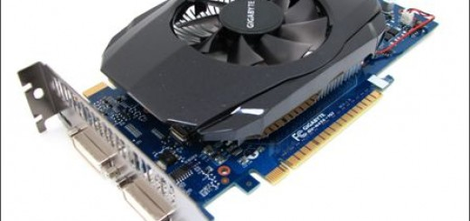 Carte graphique GIGABYTE-GTS-450 1GB