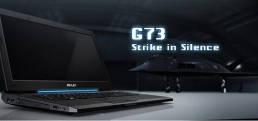 Le portable Notebook Republic Of Gamer Asus G73