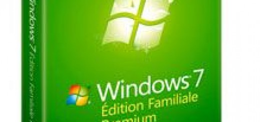 La version Microsoft Windows 7 Premium Family Pack