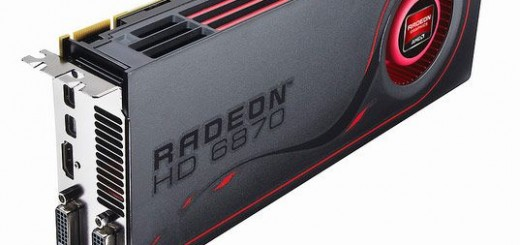 Carte graphique AMD Radeon HD6870