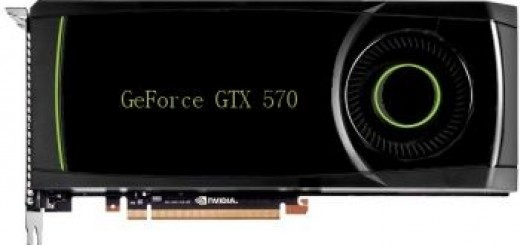 Carte graphique NVIDIA GeForce GTX 570