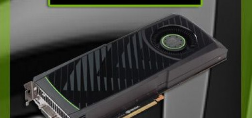 NVIDIA GeForce GTX-580