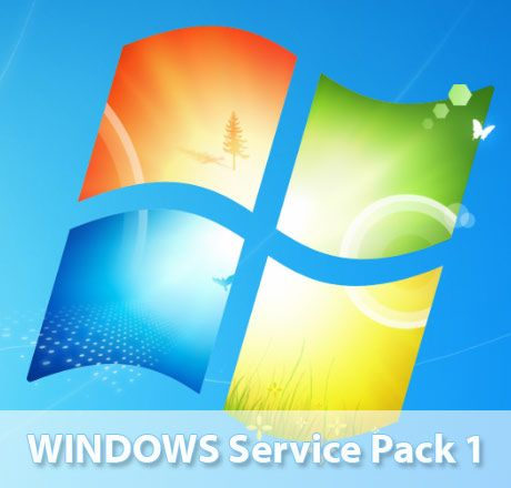 Le SP1 de Windows Seven disponible