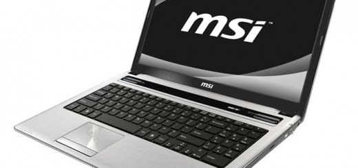 Ordinateur portable MSI CX640 Time Stamp