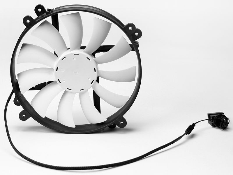 NZXT FS 200 LED : un ventilateur coloré #3