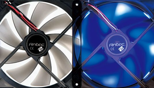 Antec lance les ventilateurs TwoCool 120 et Two Cool Blue 120 #2