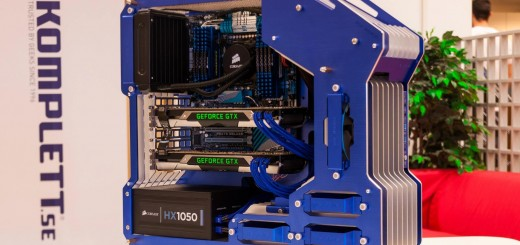 Modding PC Corsair et ASUS