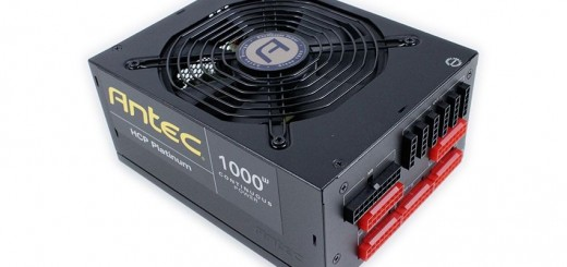 alimentation Antec High Current Pro 1000W