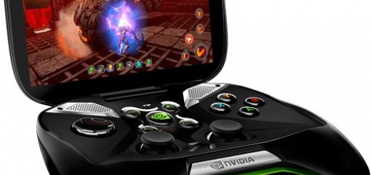 console de jeu portable NVIDIA Project Shield
