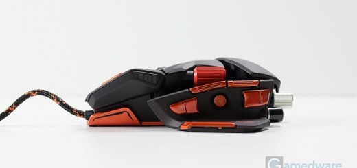 test souris joueurs MMO Cyborg MMO7