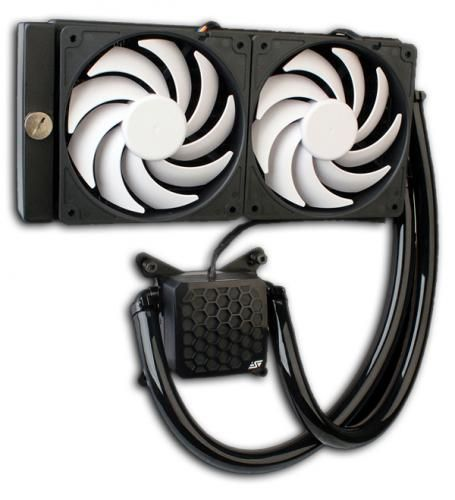 Swiftech H220 : nouvelle pompe maison pour un kit watercooling extensible