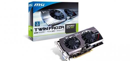 MSI N660 TWIN FROZR