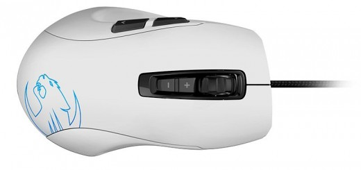 Souris ROCCAT Kone Pure Color Phantom White