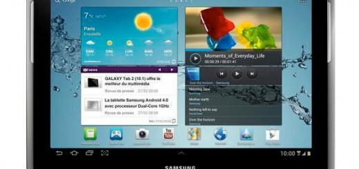 SAMSUNG Galaxy Note 10.1 WiFi / 3G 16 Go