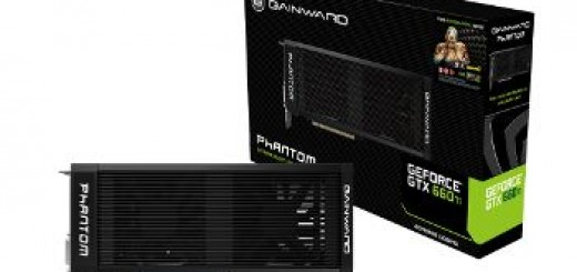 Gainward GTX 660 Ti - Phantom 2 avec Metro Last Light