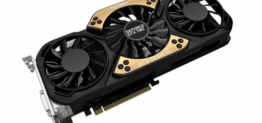 Carte graphique Palit Extreme Overclocking GTX 780 Super JetStream