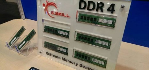 G.SKILL Showcases DDR4