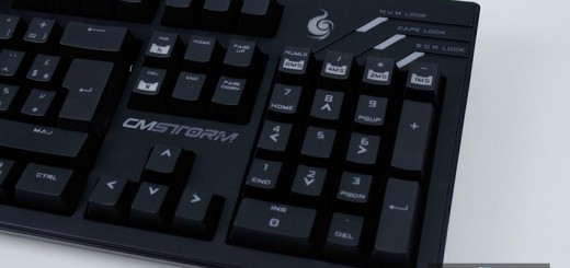 clavier CM Storm QuickFire Ultimate