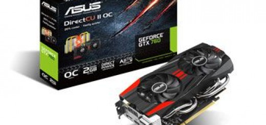 Asus GeForce GTX 760 OC - 2 Go