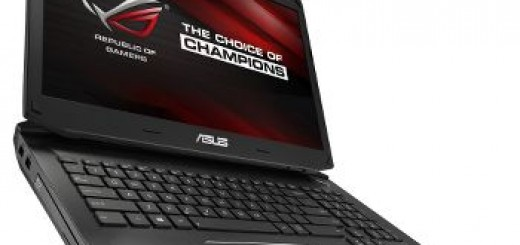 PC portable Asus ROG G750