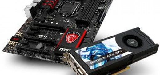 MSI Z97 GAMING 5 + GeForce GTX 970 OC - 4 Go